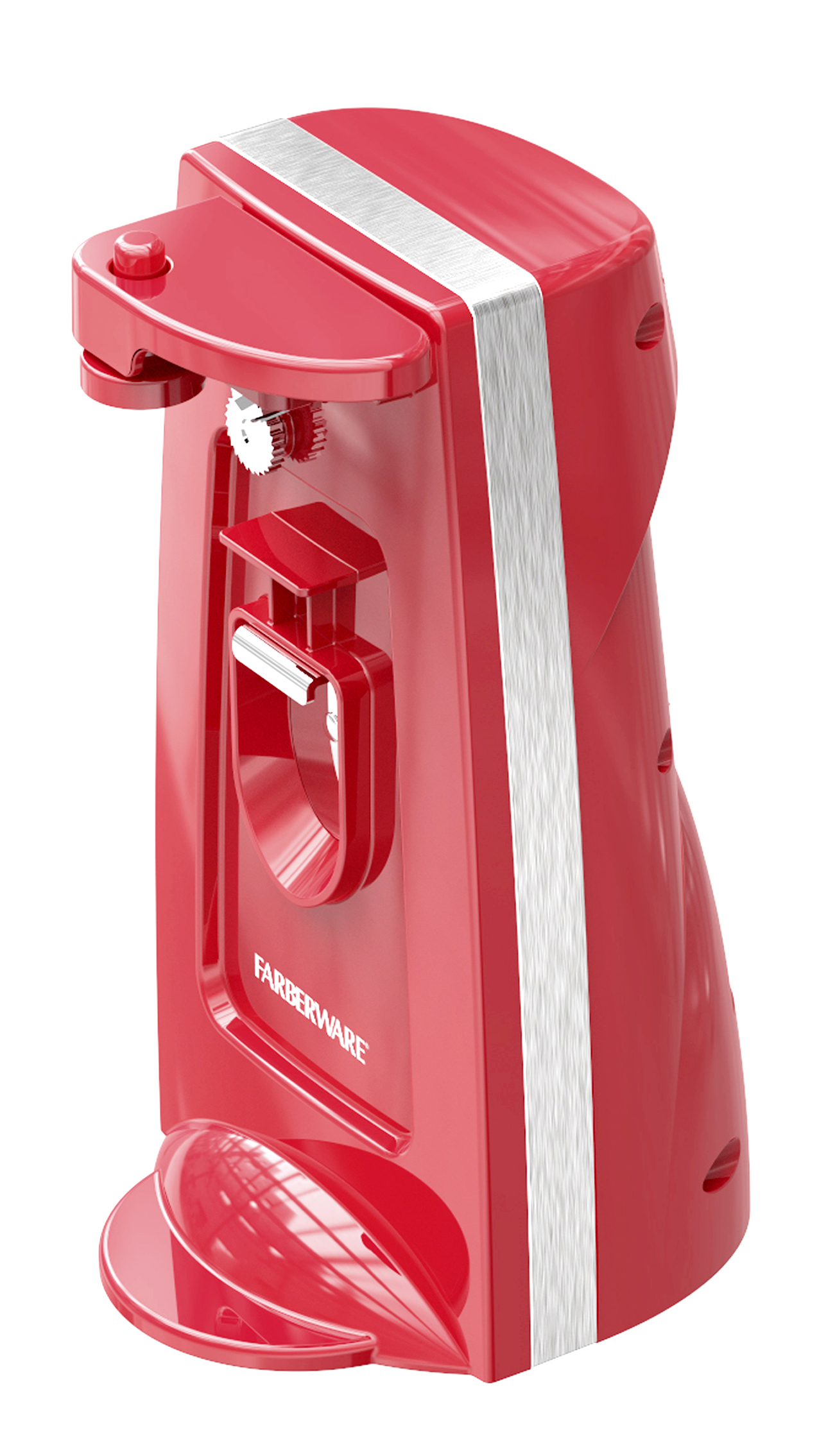 Farberware Can Opener Red