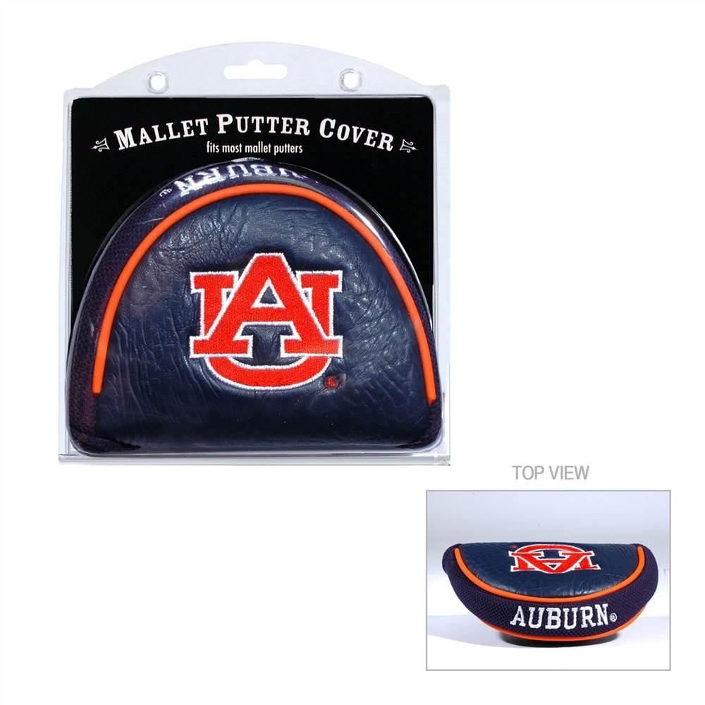 Team Golf NCAA Auburn Golf Mallet Putter Cover