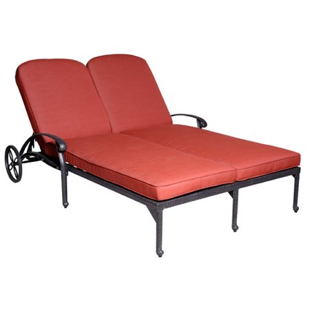 Double chaise lounge walmart 28 images solid sesame for Camo chaise lounge