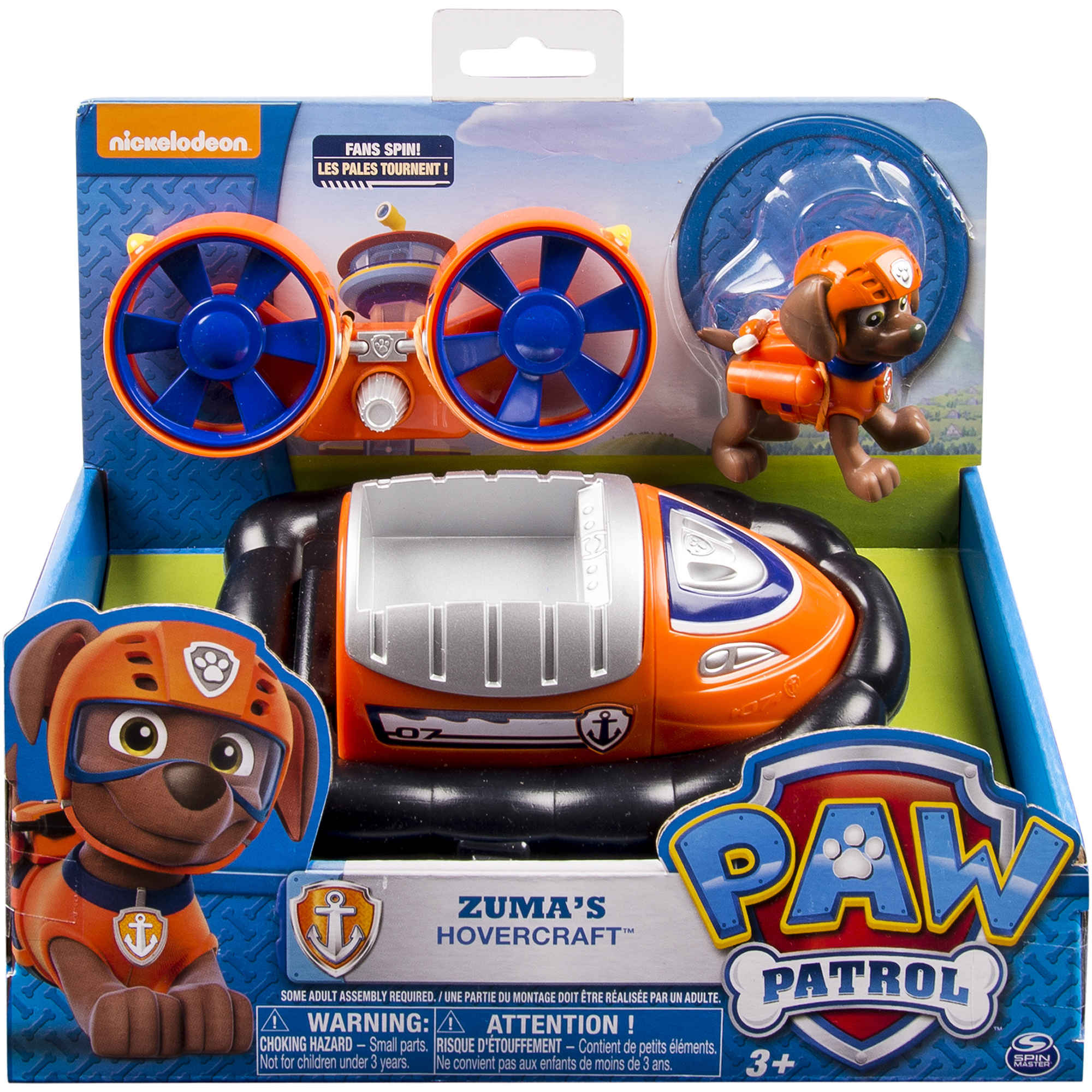 Color zuma game - Nickelodeon Paw Patrol Zuma S Hovercraft Vechicle And Figure Walmart Com