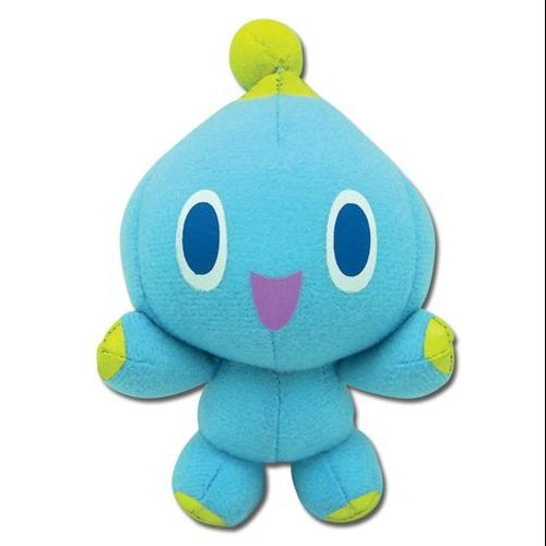 "Plush - Sonic The Hedgehog - Mini Chao 4"" Toys Soft Doll Anime ge7045"