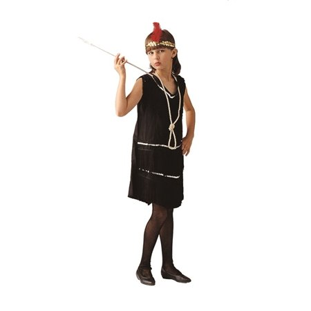 Deluxe Flapper Girl Costume](Halloween Flapper Girl)