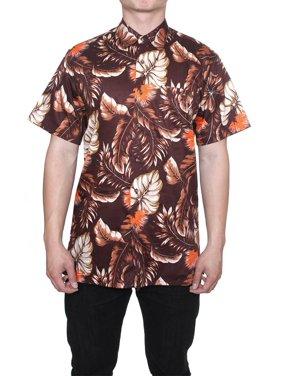 401e40ab4 Product Image Gravity Threads Hawaiian Tropical Fashion Dress Shirt