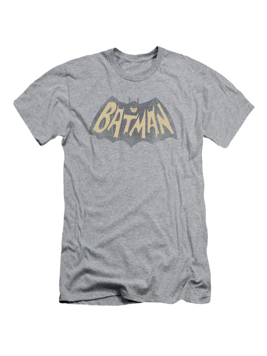 Batman Classic Logo Adult T-Shirt