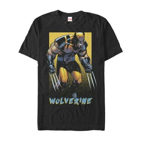 Marvel Men's X-Men Wolverine Classic - Wolverine T Shirt