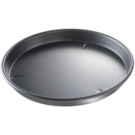 Bakeware Aluminized Steel 14 x 1.5 Inch Deep Dish Hard Anodized Pizza Pan, 14 x 1.5 Inch Deep Dish Hard Anodized Pizza Pan -Walmartmercial grade and heavy.., By USA (Anodized Pizza Pan)