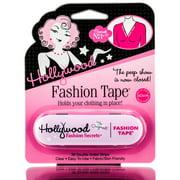 Hollywood Fashion Tape Double-Stick Strips with Take Away Tin 36 ea
