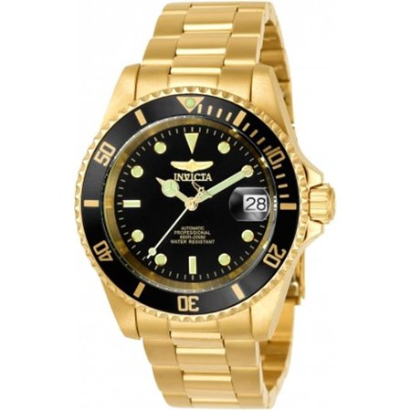 Invicta Men's Pro Diver Automatic Stainless Steel Watch (Best Selling Invicta Watches)