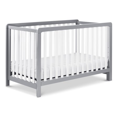 Carter's by DaVinci Colby 4-in-1 Convertible Crib in Gray and