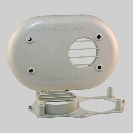 DiversiTech HVENT-3 Horizontal Vent Termination Kit (Horizontal Termination Kit)