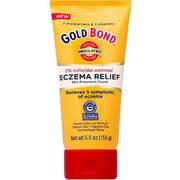 Gold Bond Eczema Relief Skin Protectant Cream 5.50 oz (Pack of 2)