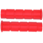 Sunlite Bicycle Classic Mountain Bike 22.2mm Handlebar Grips Red 120mm Hybrid