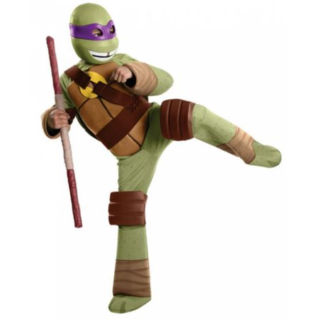 Costumes for all Occasions RU886761MD Tmnt Donatello Delx Child Md