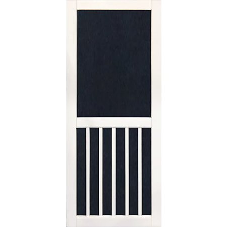 Kimberly Bay 5 Panel Vinyl Screen Door