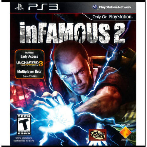 Infamous 2 (PS3) - Pre-Owned