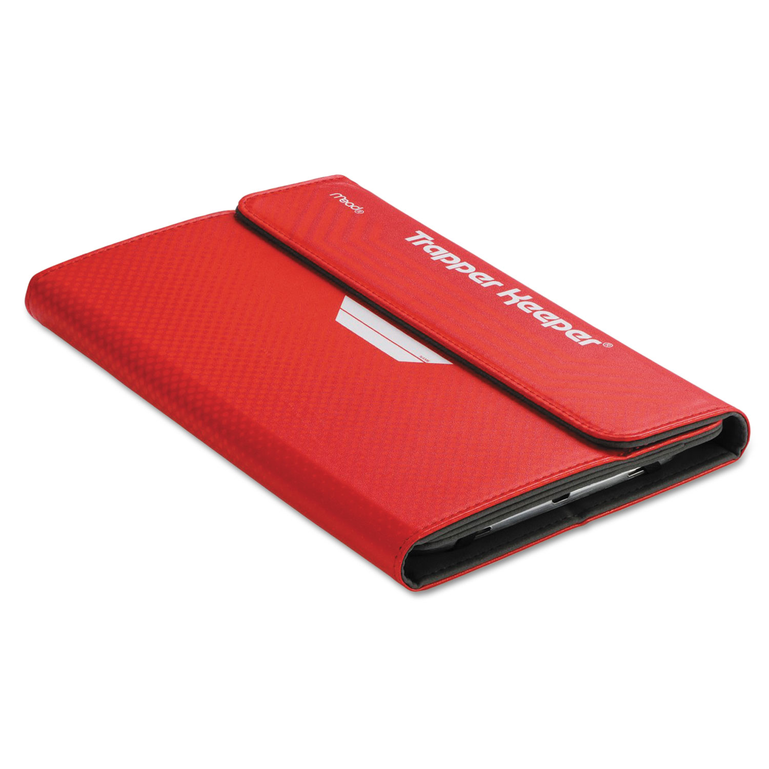 """Trapper Keeper 8"""" Tablet Case and Stand"""