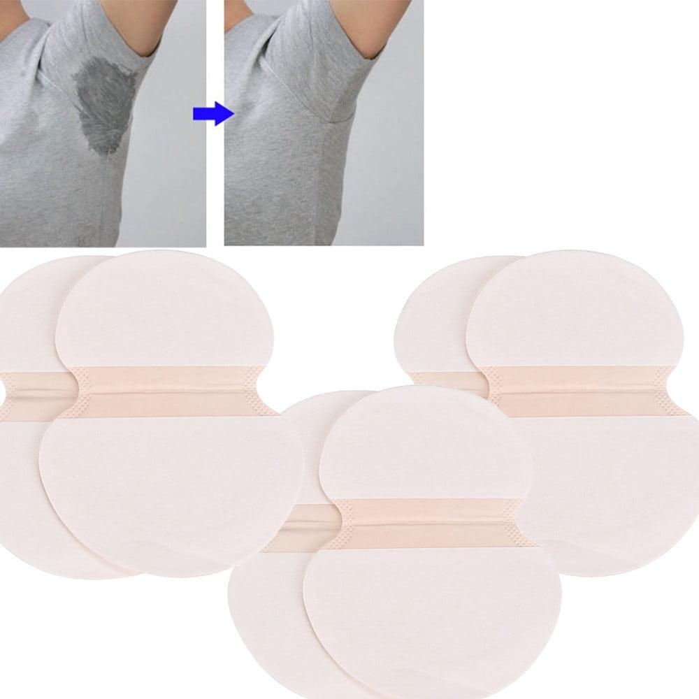 6pcs Underarm Adhesive Sweat Pad Armpit goodbye Antiperspirant Deodorant Deodera