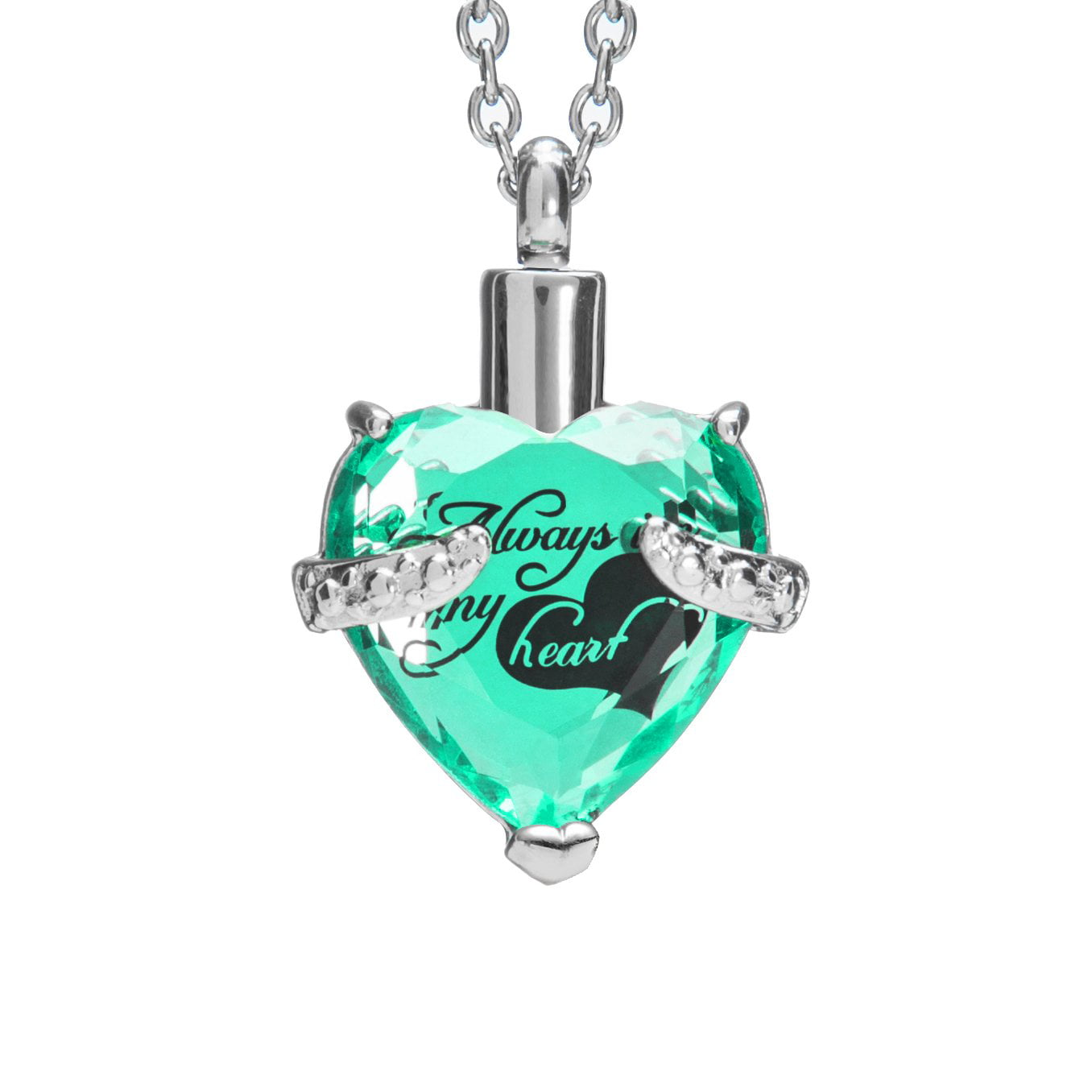 "Cremation Urn Necklace for Ashes ""With Beautiful Gift Box ..."