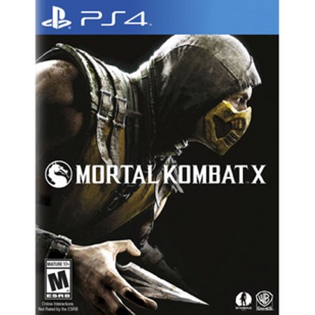 Mortal Kombat X For Playstation 4