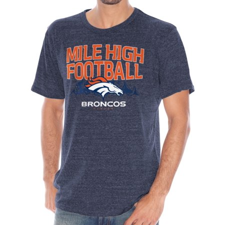 "Denver Broncos NFL G-III ""Team Slogan"" Men"