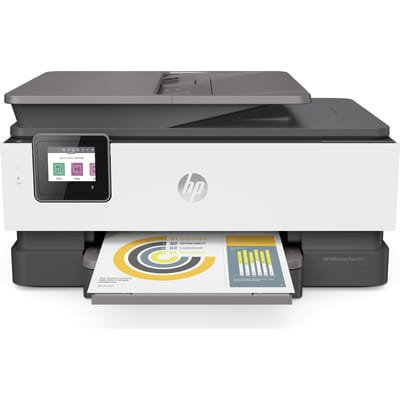 HP OfficeJet Pro 8025 All-in-One Printer (Best All In One Printer With Airprint)