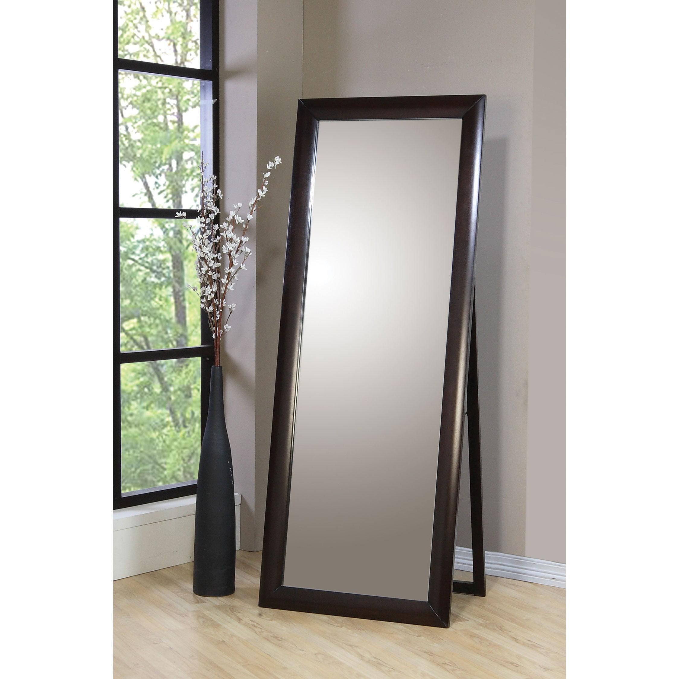 Coaster Furniture Phoenix Standing Floor Mirror 29.75W x 77H in. by Coaster