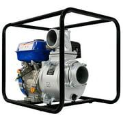 """DuroMax Portable 4"""" Water Pump 9.0 Hp Gasoline Engine"""