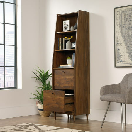 Sauder Woodworking Studio RTA Harvey Park Narrow (Rta Furniture Office Bookcase)