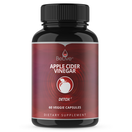 Apple Cider Vinegar Capsules - Best Dr Recommended Strength Vitamins Pills for Weight Loss, Detox Support, Cleanse, Bloating Relief - 1250 mg (Best Pills For Staying Hard)