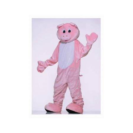 COSTUME-DELUXE PIG MASCOT (Mascot Costumes Cheap)