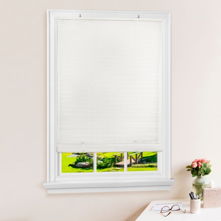 Achim Cordless Solstice Vinyl Roll-Up Window Blinds ()