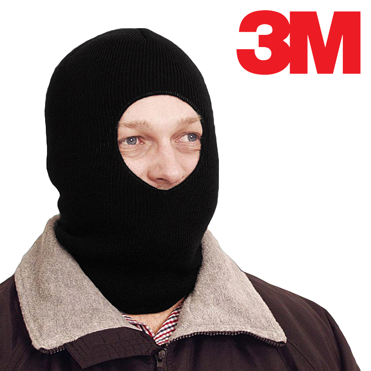 Igloos 3M Thinsulate One Hole Thermal Face Mask Cold Weather Acrylic Winter Ski