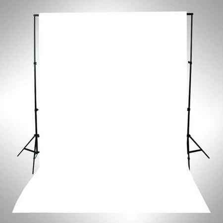 NK HOME Studio Photo Video Photography Backdrops 3x5ft Bright White Solid Color Vinyl Fabric Background Screen Props](Vip Backdrop)