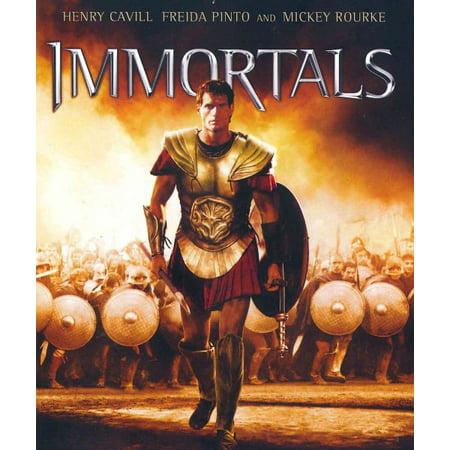 Immortals (Blu-ray + Digital HD)