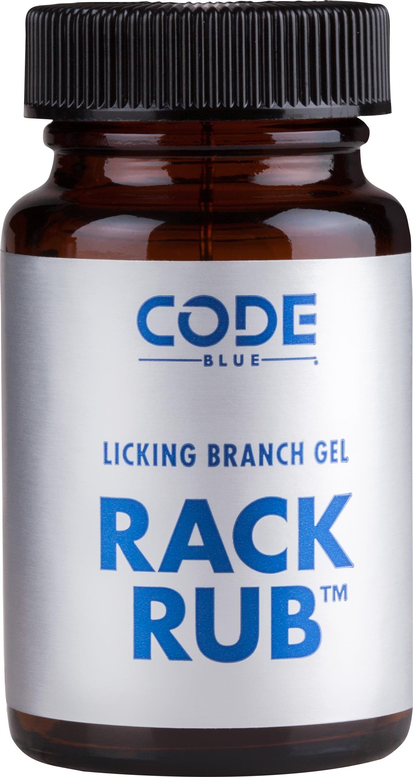 Code Blue Rack Rub Gel, 2 oz by Code Blue