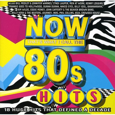 Now 80's Hits - Candy From The 80's
