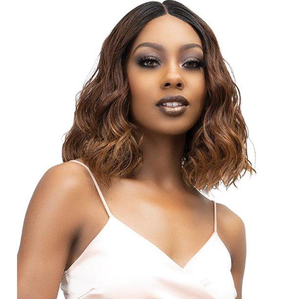 Janet Essentials Deep Part Lace Front Wig Kourtney Color