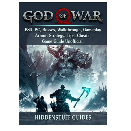 God of War 5, Ps4, Pc, Bosses, Walkthrough, Gameplay, Armor, Strategy, Tips, Cheats, Game Guide Unofficial (Paperback) - Haunted Halloween Game Walkthrough