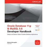 Oracle (McGraw-Hill): Oracle Database 11g & MySQL 5.6 Developer Handbook (Paperback)