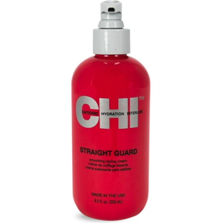 CHI Straight Guard Smoothing Styling Cream, 8.5 oz (Pack of