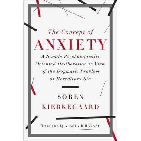 Le concept de l'anxiété- Un simple Délibération orienté dans Psychologiquement Vue du Dogmatique Problème de Sin Hereditar