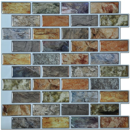 Prime Art3D 12 X 12 Peel And Stick Backsplash Tiles For Kitchen Home Interior And Landscaping Oversignezvosmurscom