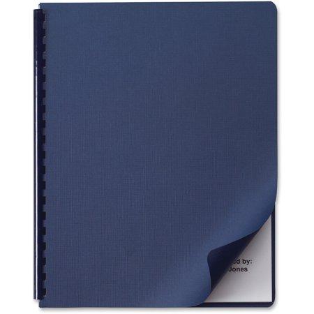 Swingline GBC, SWI9742450, Linen Weave Standard Binding Covers, 200 / Box, - Linen Binding Covers