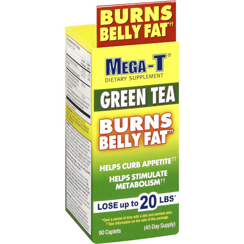 mega-t fat burner side effects