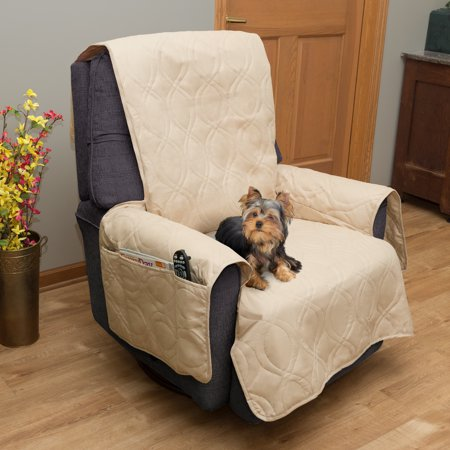 Furniture cover, 100% Waterproof Protector Cover for Chair by PETMAKER, Non-Slip, Stain Resistant, Great for Dogs, Pets, and Kids