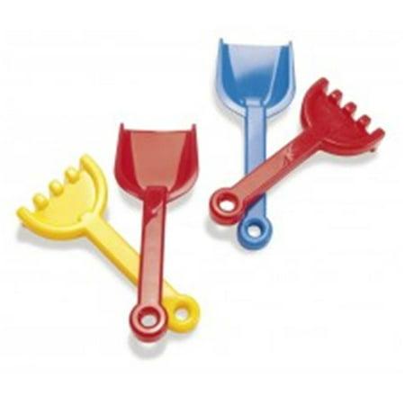 Shovel & Rake for Baby Toys - 24 Cm