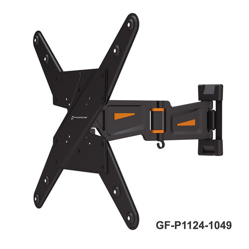 GForce Full Motion TV Wall Mount for 23''-55'' Flat Panel Screens by