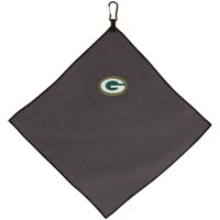"""Green Bay Packers 15"""" x 15"""" Microfiber Golf Towel - No Size"""