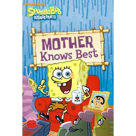 Mother Knows Best (SpongeBob SquarePants) - eBook