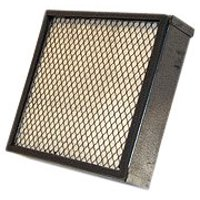 WIX Filters - 42447 Heavy Duty Cabin Air Panel, Pack of 1